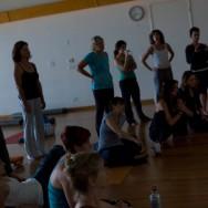 Erich Schiffmann Yoga Teacher Training August 2011