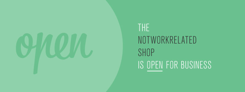 notworkrelated shop is open